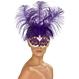 Carnaval / Petreceri Masti Carnaval Masca Can Can mov
