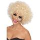 Carnaval / Petreceri Peruci  Costume Adulti Carnaval - Peruci de Femei Peruca Afro blonda
