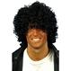 Carnaval / Petreceri Peruci  Peruci | Afro Peruca Afro Wet Look brunet