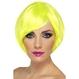 Peruca Babe galben neon