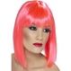 Carnaval / Petreceri Peruci  Peruca Glam roz neon