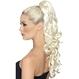 Carnaval / Petreceri Peruci  Extensie par Divinity Curly Blond