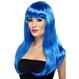 Carnaval / Petreceri Peruci  Costume Halloween | Peruci Halloween Peruca Babelicious Albastra