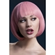 HALLOWEEN Peruci Halloween Peruci | Profesionale Peruca Mia roz