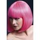 HALLOWEEN Peruci Halloween Peruci | Profesionale Peruca Elise roz neon
