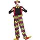 Carnaval / Petreceri Costumatii barbati Costume Adulti Carnaval | Costumatii Carnaval Barbati Costum de Clovn Adulti L