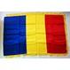 Produse Romanesti Steaguri si Fanioane Produse Romanesti | Steaguri si Fanioane Steag tricolor Romania 135x90cm cu franjuri